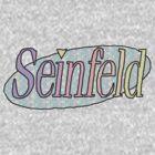 Seinfeld Logo - Hawaii Y2K  by AreYouRevolting
