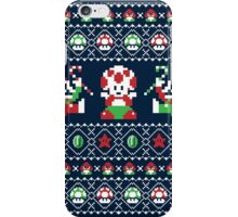 Super Christmas Bros iPhone Case/Skin