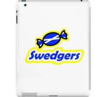 SWEDGERS  iPad Case/Skin