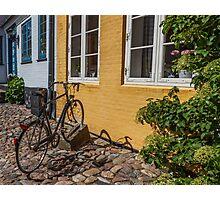 Bicycles of Aero 6 Photographic Print