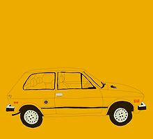 Yugo — The Worst Car In History by Martin Lucas