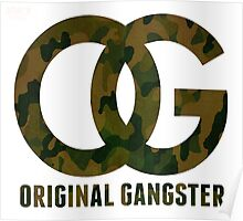 Original Gangster Poster