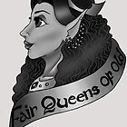 The fair queens of old by Rhiannon Coales