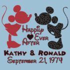 Custom Happily Every after~ Kathy & Ronald by sweetsisters