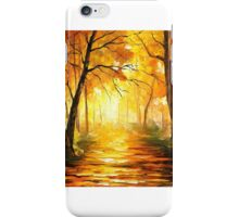 Yellow Fog 3 — Buy Now Link - http://goo.gl/XV2EDe iPhone Case/Skin