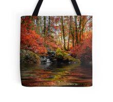 Just Drem Along ~ Fall Colors ~ Tote Bag