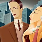 Deco Couple by Shane McGowan