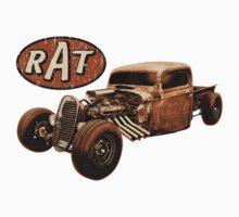 Rust RAT Kids Clothes
