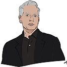 Leroy Jethro Gibbs by Rachel Counts