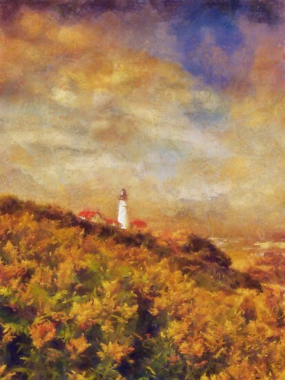 Portland Lighthouse by JHRphotoART