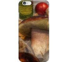 Boletus aereus (Queen Boletus) iPhone Case/Skin