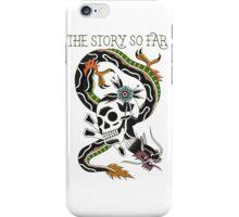 tssf logo full iPhone Case/Skin