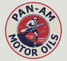 Pan Am Motor Oils by PetrolMan