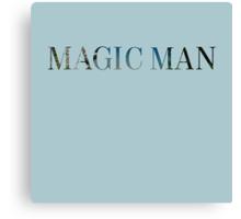 Magic Man--Arch Rock Canvas Print