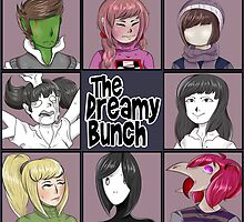 The Dreamy Bunch by Olivia Dierker