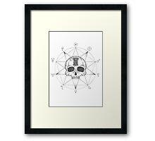 Planeta Framed Print