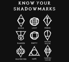 Know Your Shadowmarks (Light) by HeyHannahNicole