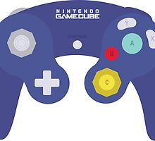 Gamecube Controller Design by LankySandwich
