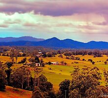 Big Sky Country by wallarooimages