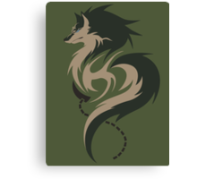 Hour of Twilight - Wolf Link Canvas Print