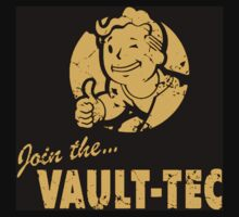 Join the Vault-Tec / Fallout T-Shirt