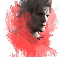 Matt Smith | Paint Portrait by fawxtiel