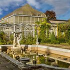 Italian Garden Parkwood Estates by Marilyn Cornwell