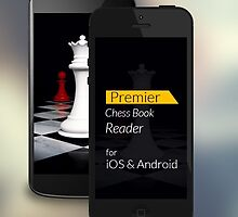 Premier Chess Book Reader for iOS & Android by Chess Book