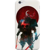 Nitenichi Bishamon iPhone Case/Skin