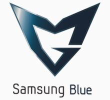 Samsung Blue by TypoGRAPHIC