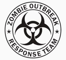 ZOMBIE RESPONSE TEAM  by Tony  Bazidlo