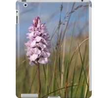 Spotted Orchid,  Portnoo, Co. Donegal iPad Case/Skin
