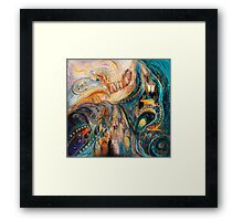 The Patriarchs series - Moses Framed Print