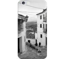 Calm Street iPhone Case/Skin