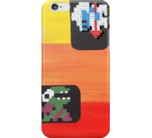 Dig Dug (Paint 'N' Beads) iPhone Case/Skin