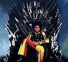 Jackson 5 - Game of Thrones - Iron Throne by zenoconor