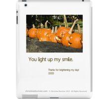 Smiles iPad Case/Skin