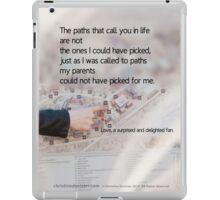 DELIGHTED FAN iPad Case/Skin