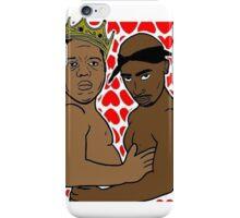 East coast West coast love iPhone Case/Skin
