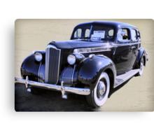 1940 Packard Canvas Print