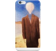 How Many Surrealists…?  iPhone Case/Skin