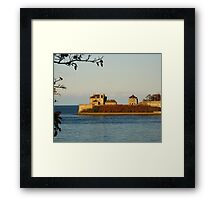 Old Fort Niagara, Youngstown, NY Framed Print