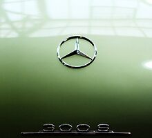 Mercedes 300S by AbandonedBerlin