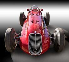 1939 Maserati 8CTF Race Car I by DaveKoontz