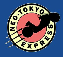 Neo-Tokyo Express by DrRoger