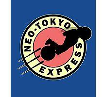 Neo-Tokyo Express Photographic Print