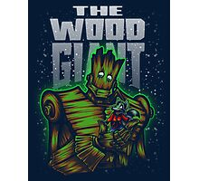 The Wood Giant Photographic Print