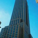 Empire State Building  by RobynLee