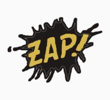 Zayn Malik's Zap! Tattoo by modeckz