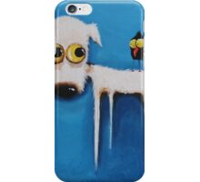 Dog and Crow iPhone Case/Skin